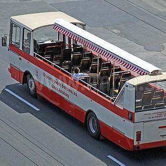 Bratislava Cabrio Bus