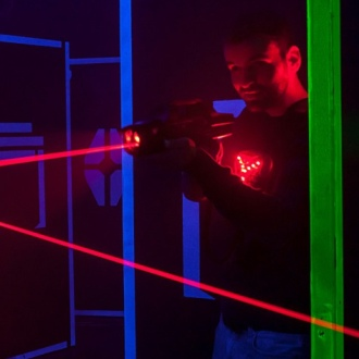 Bratislava Laser Game