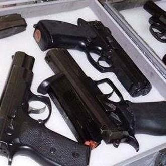 Bratislava Pistol Shooting