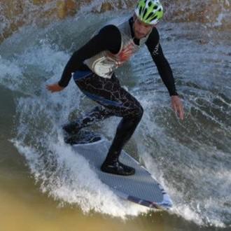 Bratislava River Surfing