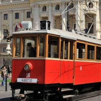 Bratislava Vintage Tram