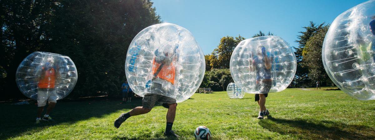 Bratislava Bubble Football