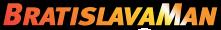 Bratislavaman Logo