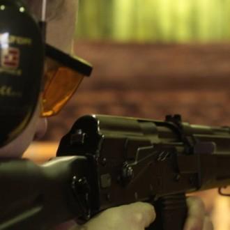 Bratislava AK-47 Shooting