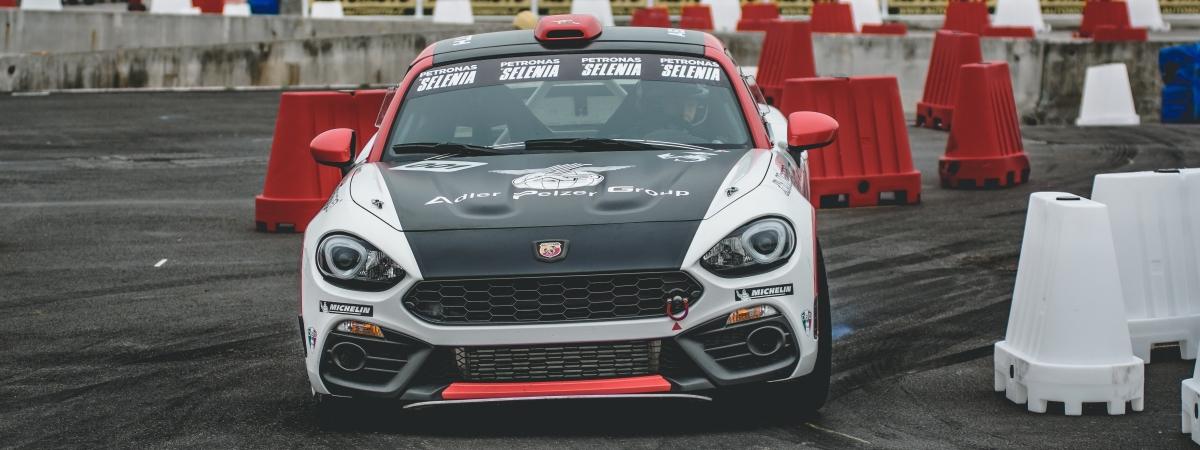 Bratislava Racing Car Driving