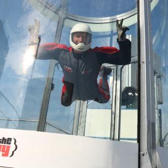 Bratislava Indoor Skydiving