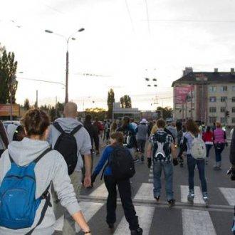 Bratislava Inline Skating With Bratislavaman