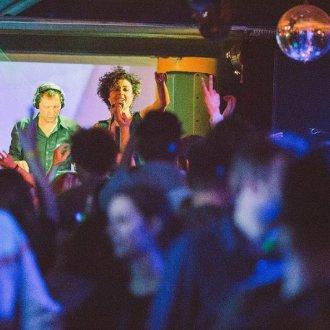 Bratislava Night Club Nu Spirit With-Bratislavaman