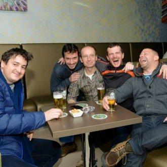 Ice Bar In Bratislava With Bratislavaman