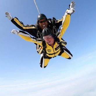 Bratislava Tandem Parachute Jump