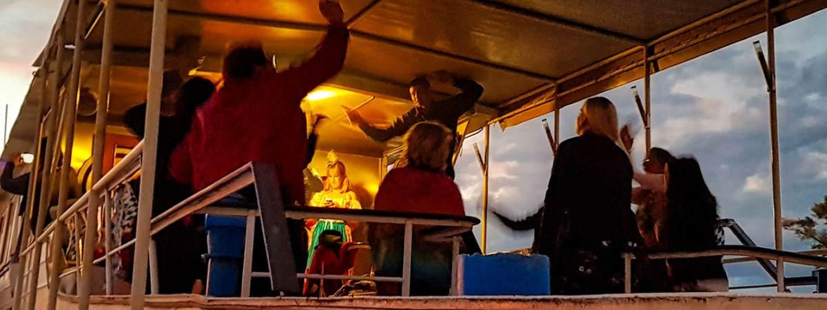 Bratislava Party & Events Rivercruise Boat