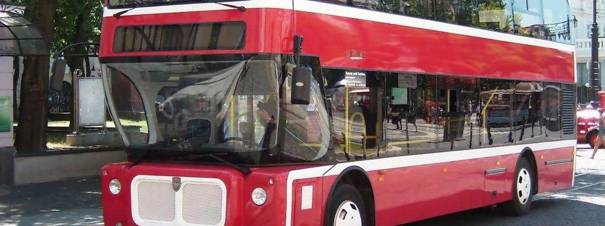 Bratislava Beer Bus